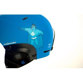 """Sweet Protection Kids Blaster Helmet Bird Blue"""